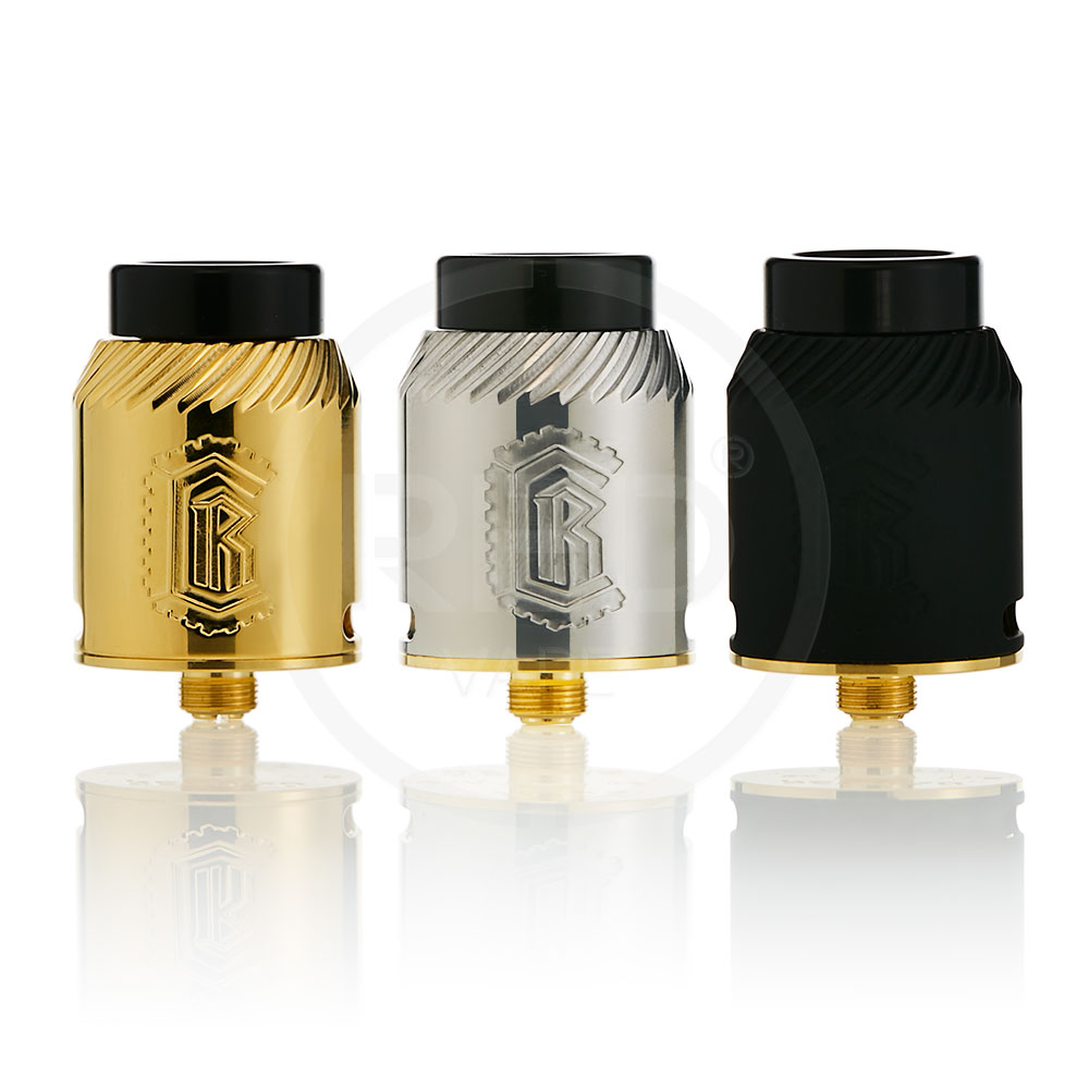 Дрипка RELOAD RDA V1.5 24MM  | REDVAPE.RU